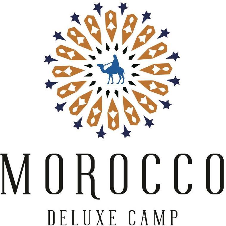 Morocco Deluxe Camp Erg Chebbi Merzouga Flavicon Logo